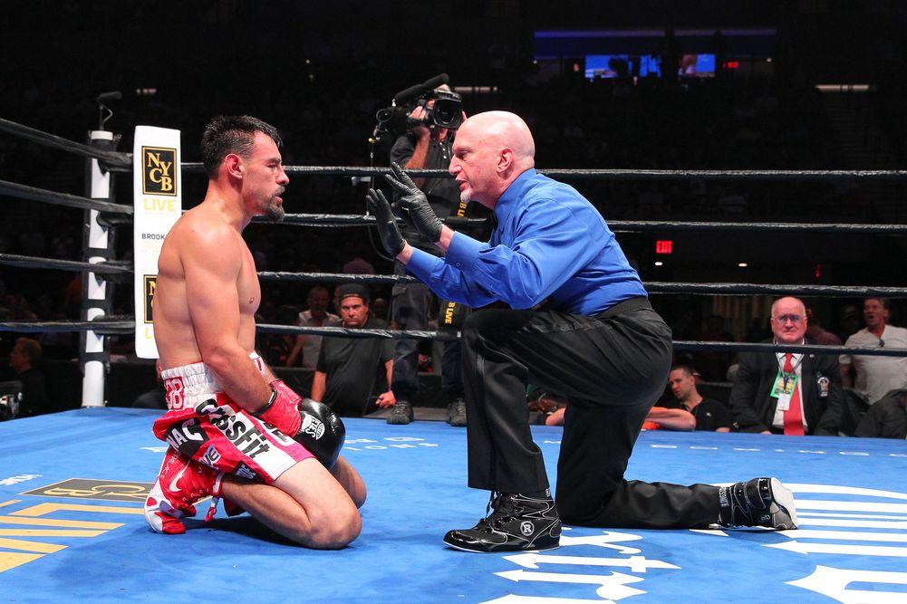 Derrota ante Omar Figueroa provoca retiro de Robert Guerrero
