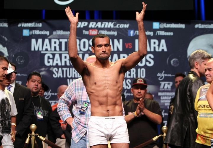 El mendocino Barros va por el título mundial — Tarde de boxeo