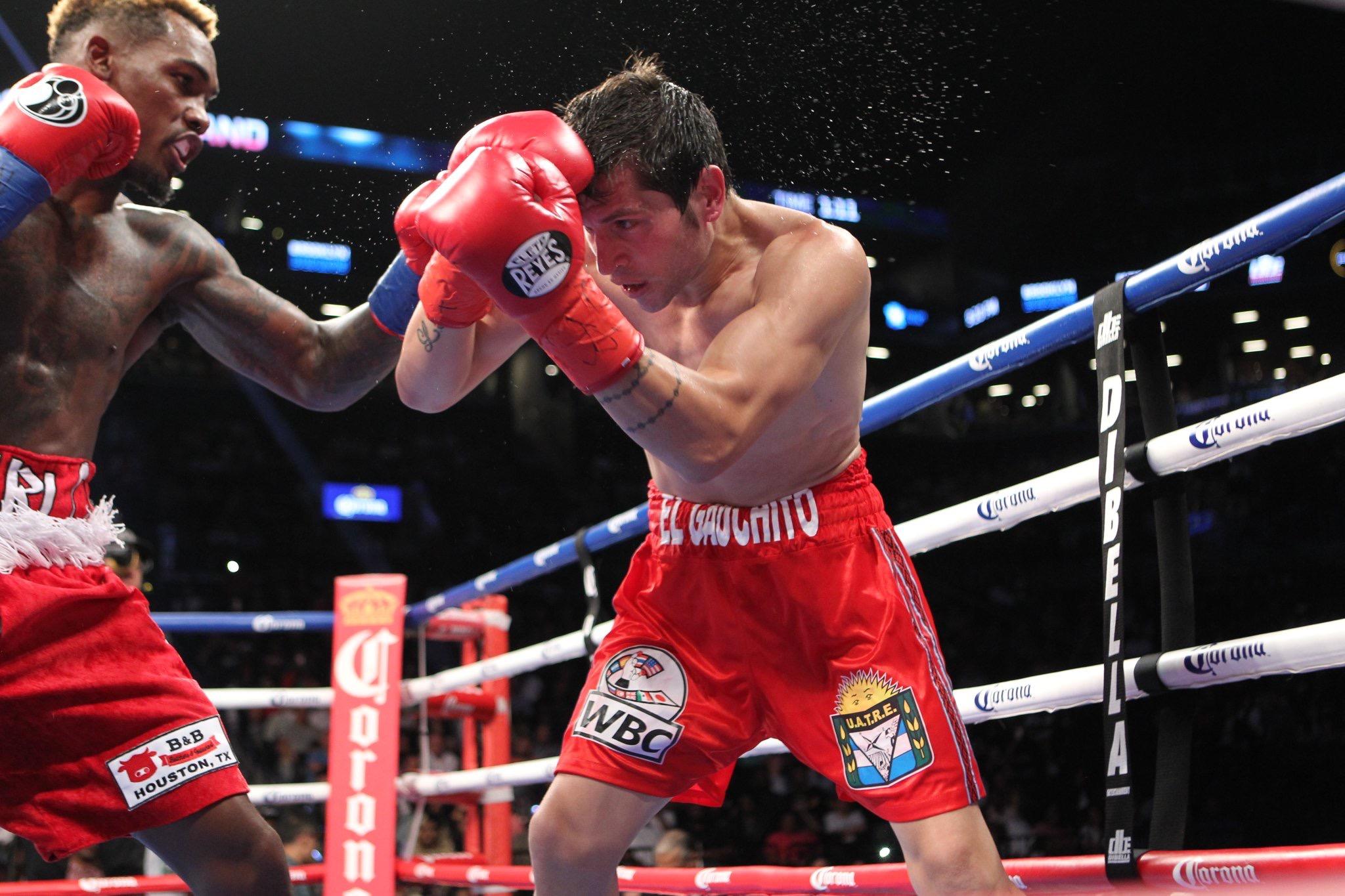 El Gauchito de Pigüé Heiland sufrió una lesión ligamentaria — Boxeo