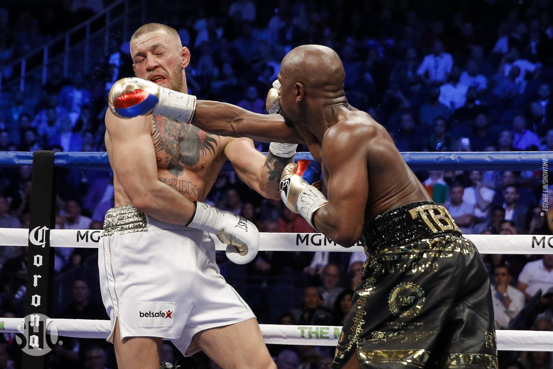 Mayweather logra histórica victoria #50 por KOT sobre McGregor