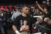 Vasyl Lomachenko noquea a Miguel Marriaga en 7 rounds