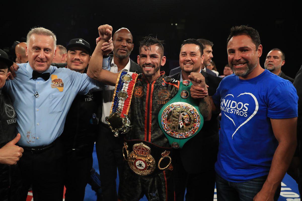 Jorge «el Niño» Linares venció por decisión dividida a Luke Campbell