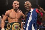 Chris Eubank Jr. detiene a Avni Yildirim en tres rounds en Super Series