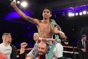 Vargas-Negrete por título CMB en Nueva York