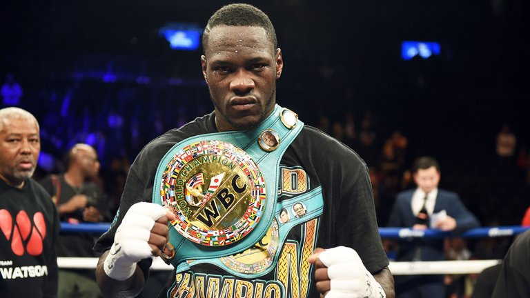9. Deontay Wilder (USA)