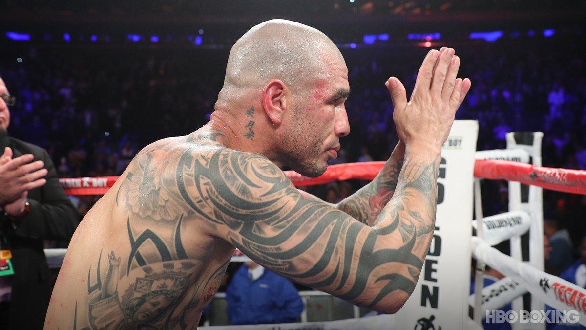Márquez, Cotto, Mayweather y Ward dijeron adiós al boxeo en el 2017