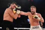 Billy Joe Saunders dio cátedra boxeo a David Lemieux