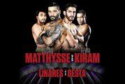 Matthysse y Linares protagonizarán la primera transmisión internacional de Lo Mejor del Boxeo del 2018