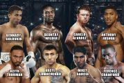Panorama del boxeo para el 2018