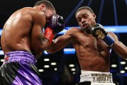 Spence Jr. derrotó a Peterson de forma clara en Brooklyn