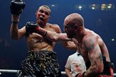 George Groves vence a Chris Eubank Jr y defiende título AMB