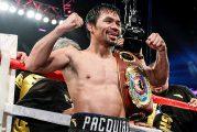 El regreso de Manny Pacquiao está cada vez más cerca