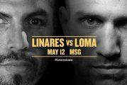 Linares ya se prepara para su combate del 12 de mayo ante Lomachenko