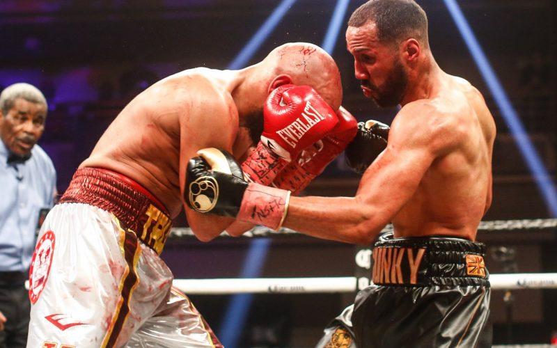 DeGale se coronó al derrotar a Truax en Las Vegas