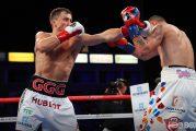 Victoria rápida y contundente de Golovkin sobre Martirosyan