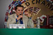 """Carlos """"Príncipe"""" Cuadras deja atrás las adicciones para retomar el boxeo"""