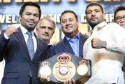 El leitmotiv de Lucas Mathysse: ganarle a Manny Pacquiao y retirarlo del boxeo