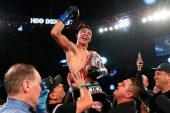 A sus 21 años, Munguía es la nueva revelación del boxeo azteca y ya tiene en la mira a 'Canelo' Álvarez y a Golovkin