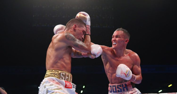 Josh Warrington destrona a Lee Selby en emocionante batalla
