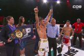 Luis 'El Nica' Concepción cayó por TKO ante Moloney en Australia