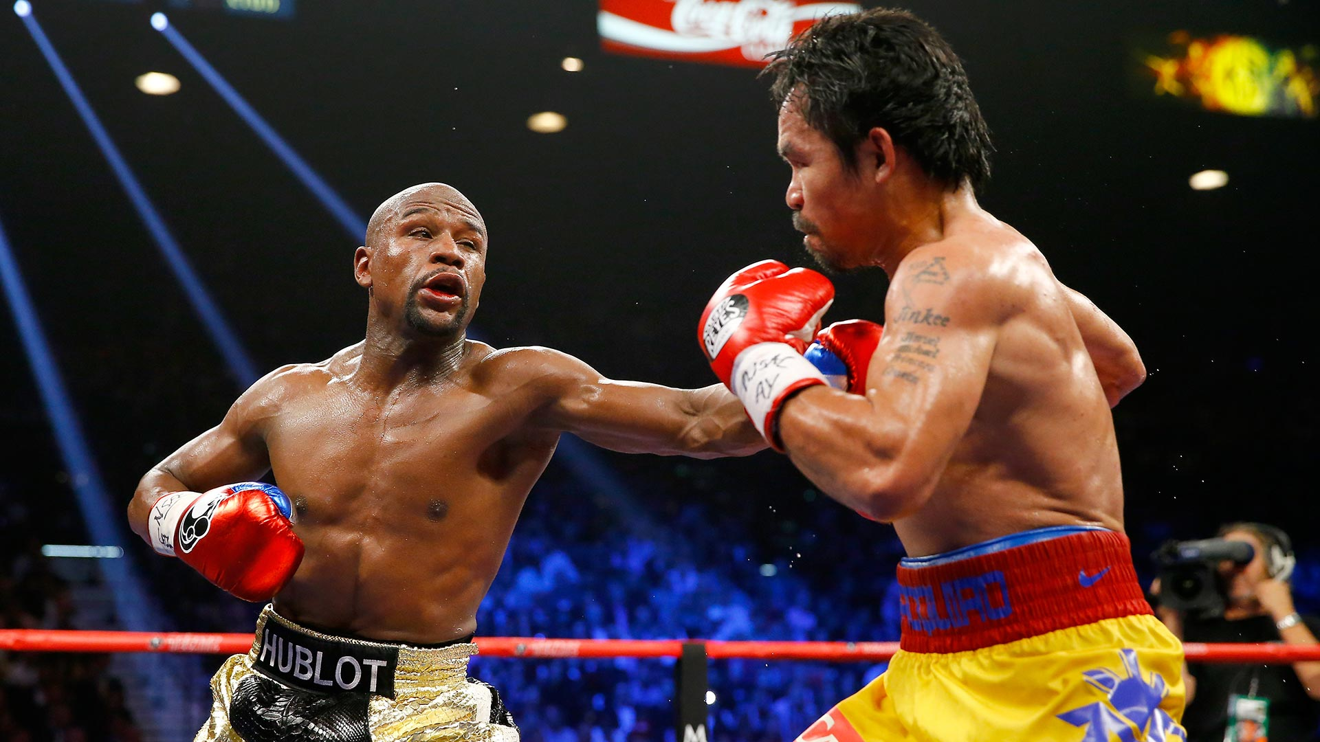 Reportan avances importantes en Mayweather- Manny Pacquiao 2