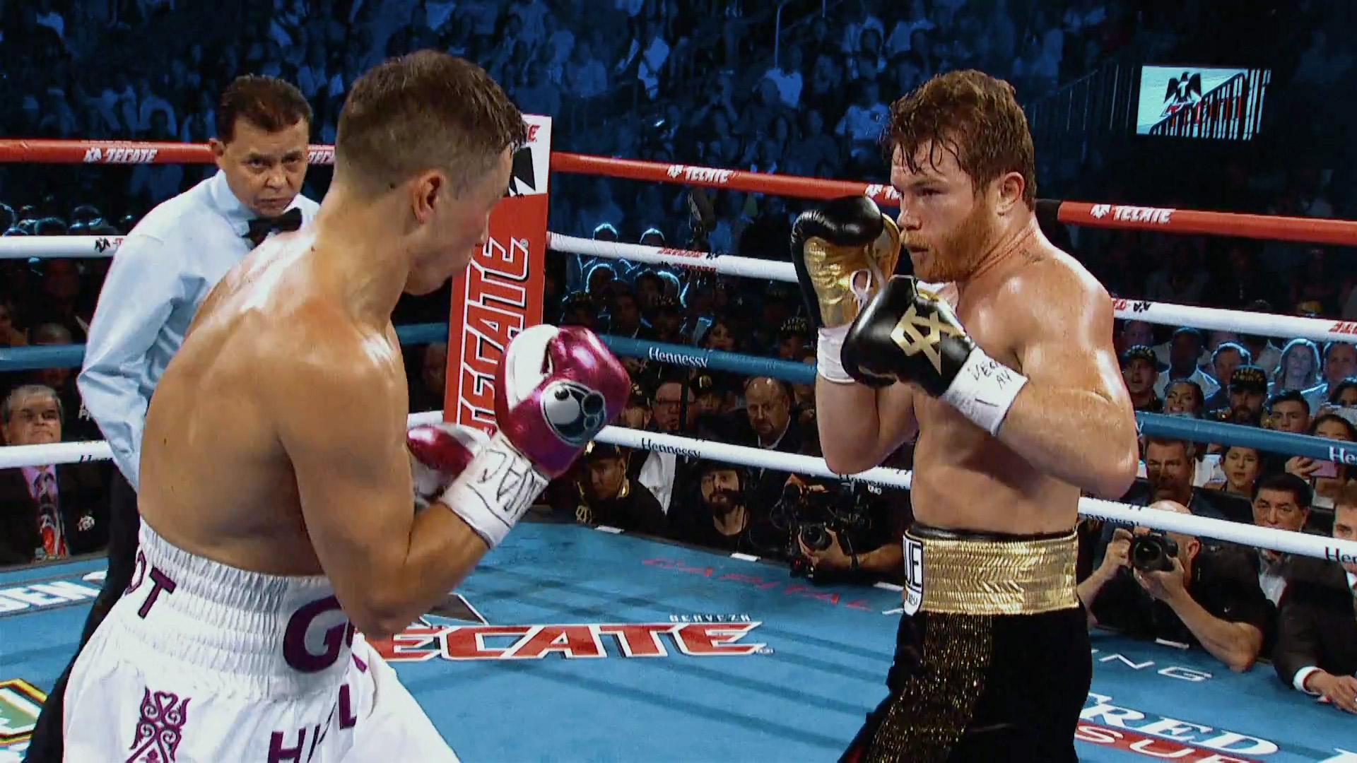 El Canelo-GGG 2 se coloca quinta de mayor recaudación en la historia del boxeo