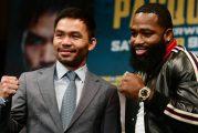 Manny Pacquiao enfrentará en enero a Adrien Broner en Las Vegas