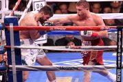 «Canelo» Álvarez vence por nocáut a Fielding en el tercer asalto