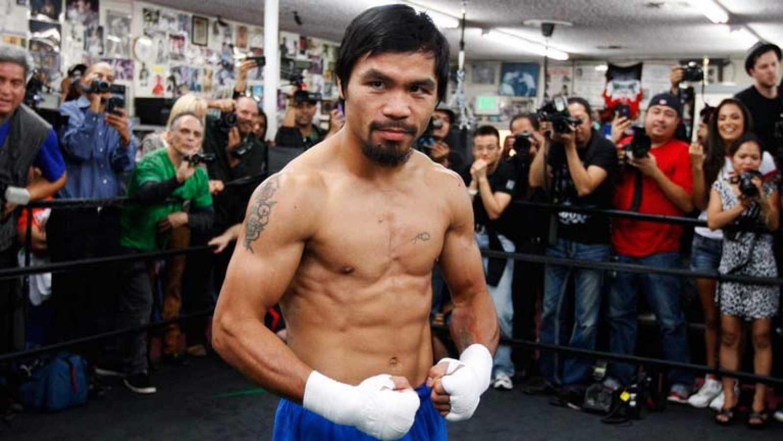 Pacquiao: los flojos piensan en las cosas que han logrado, yo veo hacia mi próxima pelea