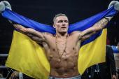 Oleksandr Usyk se dispone a moverse a los pesos pesados