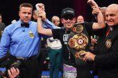 Sin brillar, Leo Santa Cruz defiende título Pluma de la AMB ante Rafael Rivera