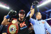 Kovalev recupera el título mundial semipesado de la OMB