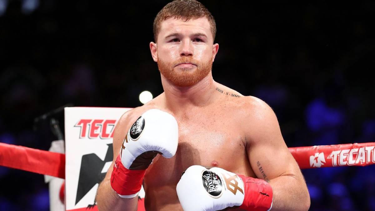 Canelo confirma que su próxima pelea será en septiembre
