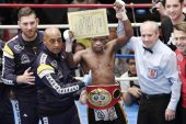 Mthalane derrotó Kuroda para retener Mundial FIB mosca