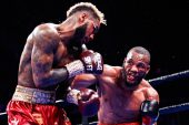 Julian Williams da la sorpresa y destrona a Jarrett Hurd