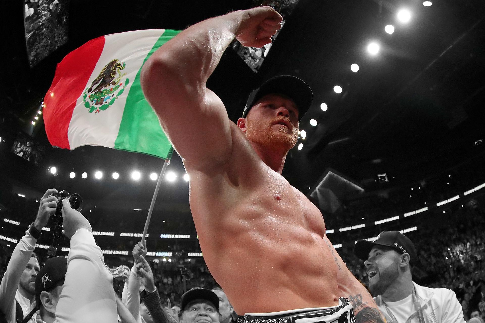 "Saúl ""Canelo"" Álvarez, Campeón Franquicia del WBC"