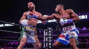 Erislandy Lara conquista título con KO a 'Inocente', hermano del Canelo
