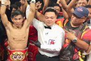 Taduran conquistó título 105 FIB al noquear a Salva en Filipinas