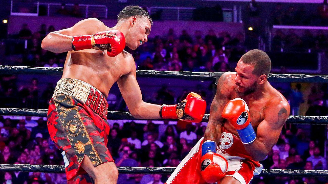 Benavidez es nuevamente campeón mundial; Barrios se anota polémica decisión y Josesito vence a Molina