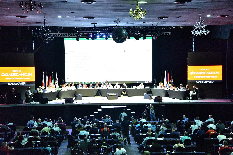 Clasificaciones en la 57ª convención anual del WBC