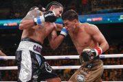 El ruso Dmitry Bivol gana al dominicano Lenin Castillo y retiene el título mundial semipesado AMB