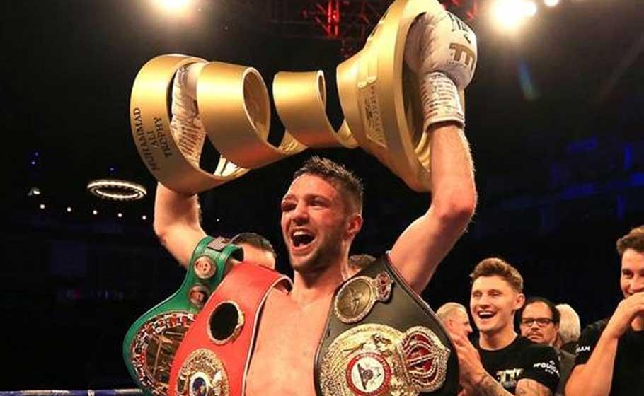 Josh Taylor derrota a Regis Prograis y gana la World Boxing Super Series
