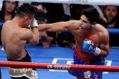 El popular Ryan García acaba con el filipino Romero Duno en un round
