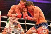 Taduran retuvo título mínimo FIB ante Valladares en salvaje pelea