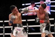 Rey Martínez vence a Jay Harris en espectacular pelea
