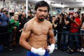 Negativo a coronavirus la prueba de Manny Pacquiao
