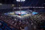 Poca asistencia a cartelera de boxeo en medio del COVID-19 en Nicaragua