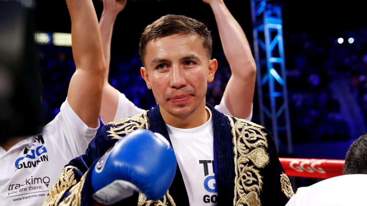 Coach de Gennady Golovkin no quiere, de momento, otra pelea con el Canelo Álvarez