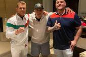 Oficial: Eddy Reynoso entrenará al peso completo Andy Ruiz