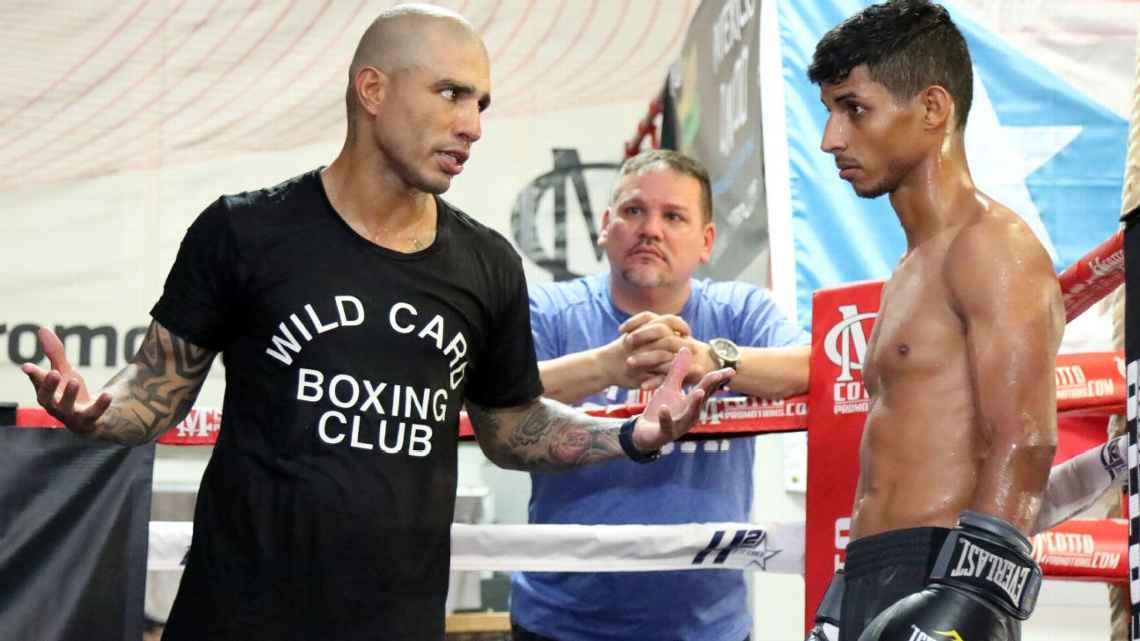 Miguel Cotto y su plan para reactivar el boxeo en Puerto Rico